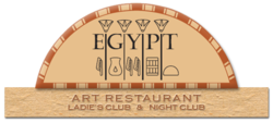 Art-restaurant, night club Egypt