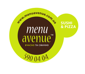 Sushi and pizza delivery Menu Avenue