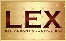 "Restaurant & lounge-bar ""LEX"""