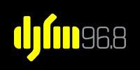 Radio station DJ FM, 96.8 FM