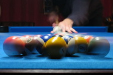 Child's school of billiards